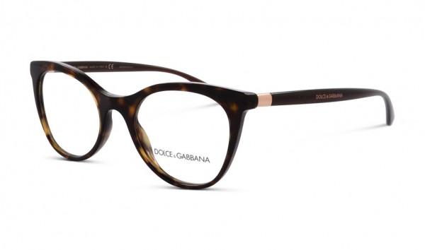 Dolce & Gabbana DG 3312 502 50 Braun