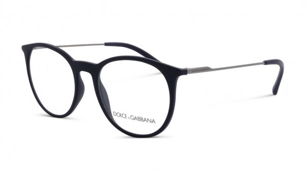 Dolce & Gabbana DG 5031 3017 49 Blau Matt
