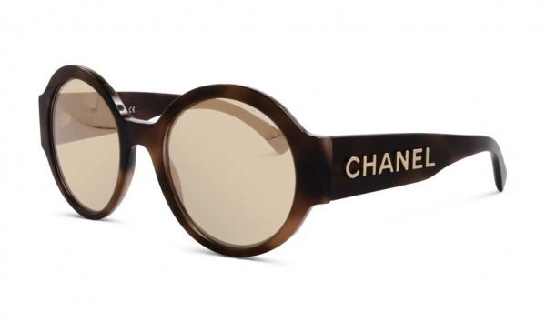 Chanel CH 5410 1661-T6 54 Braun