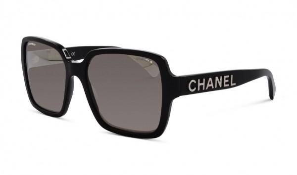 Chanel CH 5408 501-T7 56 Schwarz
