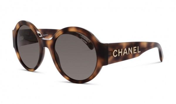 Chanel CH 5410 1662-83 54 Braun