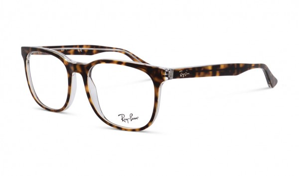 Ray Ban RB 5369 5082 52 Top Havana On Trasparent