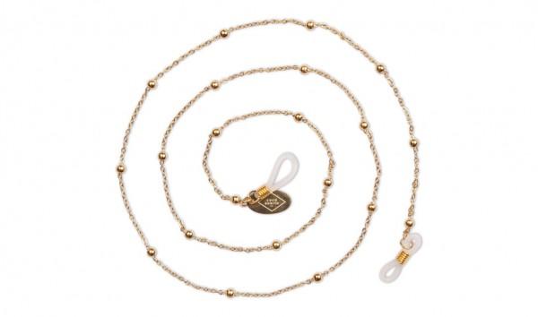 Coco Bonito Brillenkette SCO-001G Gold