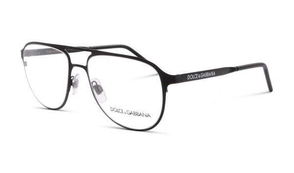 Dolce & Gabbana DG 1317 1106 54 Schwarz Matt