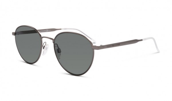 Tommy Hilfiger TH 1654-S R80QT 52 Silber Matt